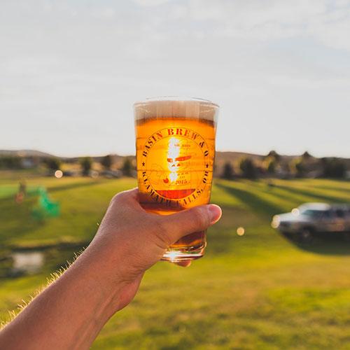 Basin Brew & Q held in July each year - part of Klamath Freedom Days