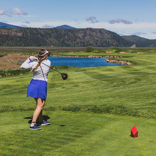 Arnies Tournament held at the Arnold Palmer Signature Golf Course at Running Y Ranch Resort