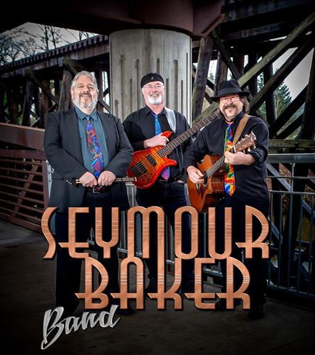 Seymour Baker Band Trio