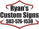 Ryan's Custom Signs