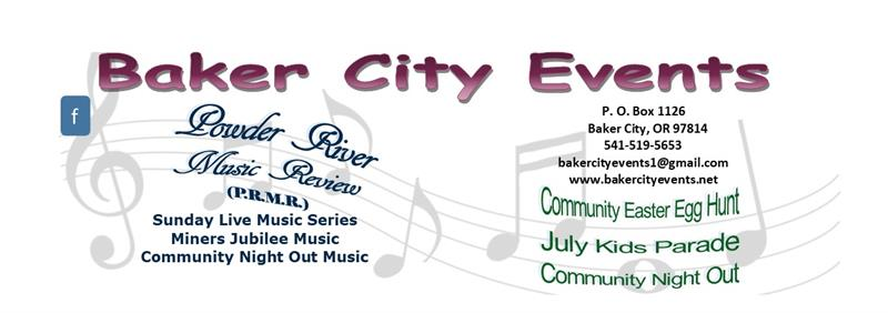 Baker City Events