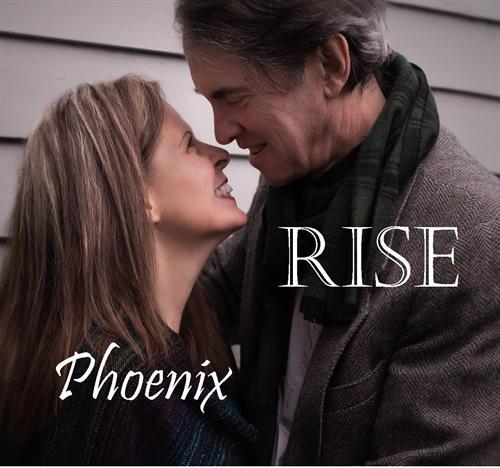 """Phoenix - Album Cover """"Rise"""""""