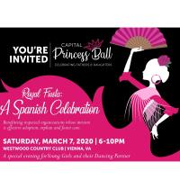 Capital Princess Ball, Royal Fiesta: A Spanish Celebration - Get Your Tickets Now!