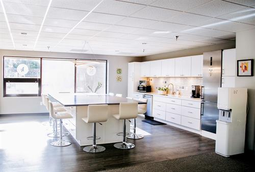 Gimga Group's Office Space