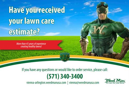 Weed Man Vienna Free Estimates
