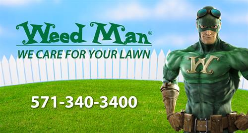 Weed Man Vienna We care for your Lawn