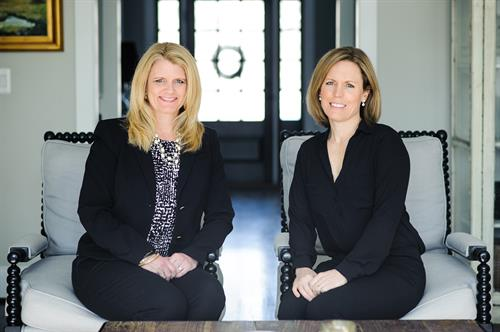 Andrea Woodhouse & Rebecca Rushforth - working together for you