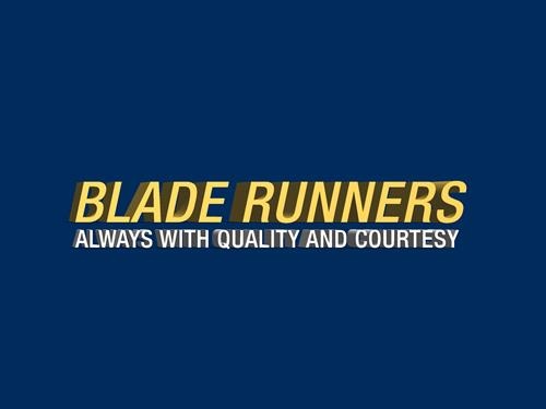 Blade Runners Welcome