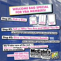 McCabe's Printing Group - Fairfax