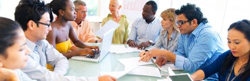 Working Effectively in a Multi-Cultural Team
