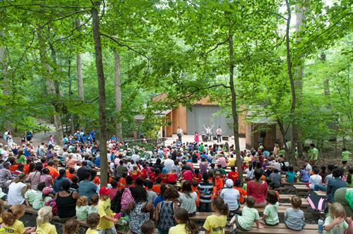 Children's Theatre-in-the-Woods