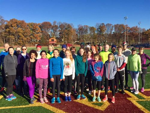 Annual Friends and Family Thanksgiving Day Boot Camp