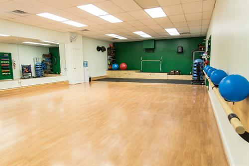 Grass Roots Fitness Studio
