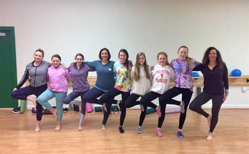 Teen Yoga with Amy