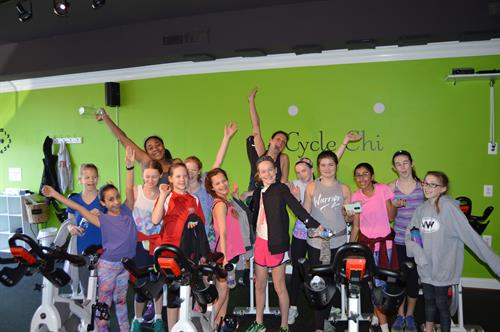 Kids Cycle on Thursdays 4:30pm