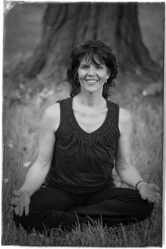 Carolyn Bagdoyan, owner Heart Tree Yoga