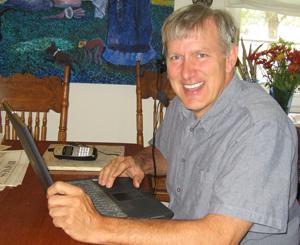 James Orsinger, owner of Vienna Tech Help