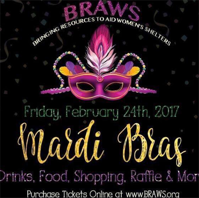 BRAWS- Bringing Resources to Aid Womens Shelters
