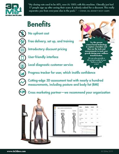 Heatlh and Wellness Flyer (BACK)