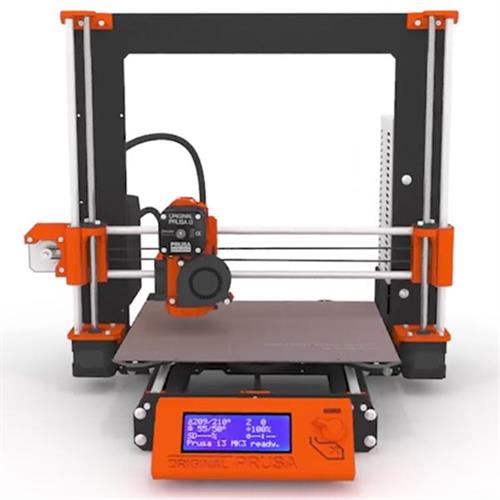 Prusa commercial grade 3D printers