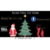 Church Street Holiday Stroll livestream