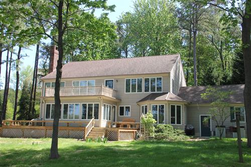 Waterfront with pool $ 997,000