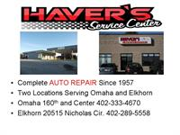Haver's Service Center