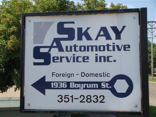Skay Automotive Service, Inc.