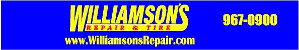 Williamson's Repair & Tire, Inc