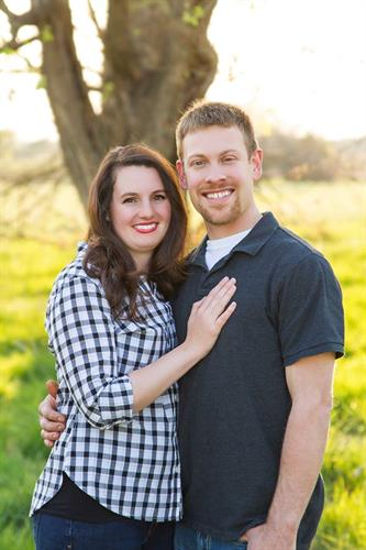 David and Lauren Keeton