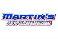 Martin's Auto and Diesel Service