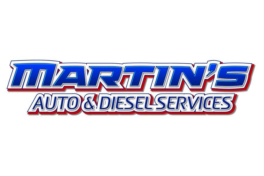 Martin's Auto and Diesel Service