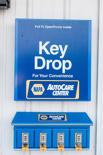 Key Drop off & Pick up