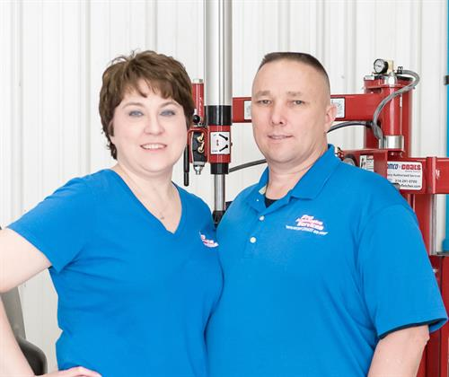 Owners: Mike & Jennifer Baggett