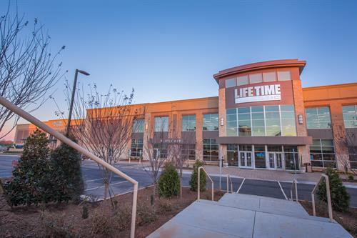 Life Time Athletic, Charlotte, NC