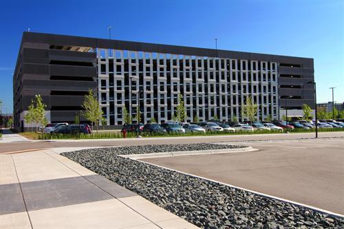 HealthParters Parking Ramp, Bloomington, MN