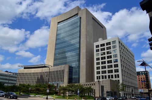Federal Courthouse, Minneapolis, MN