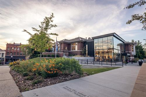 Northfield Library, MN