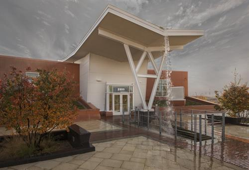Cascade Meadows Science Center (LEED Platinum)