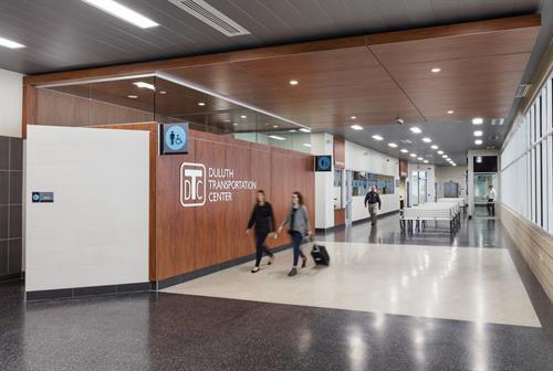 DTA Duluth Transportation Center