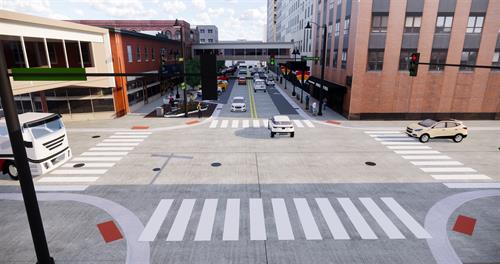 Superior Street Reconstruction in Duluth