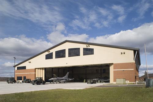 MnANG Composite Aircraft Maintenance Complex