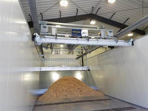 Fond du Lac Biomass Plant