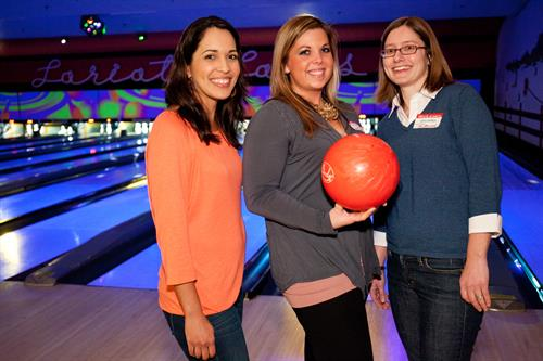 LHB Bowling Party