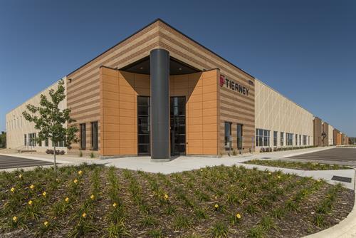 Midway Saints Business Center (Sustainable Saint Paul Green Building Award)