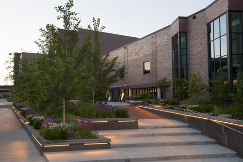 Minneapolis College Fine Arts Plaza (MASLA Award)