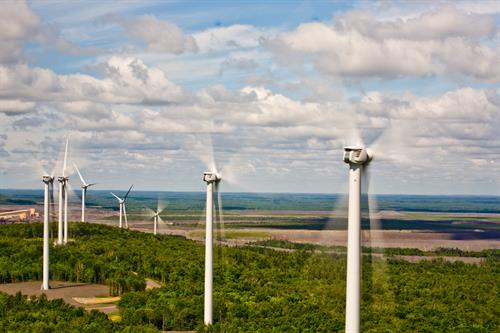 Minnesota Power Taconite Ridge Wind Farm