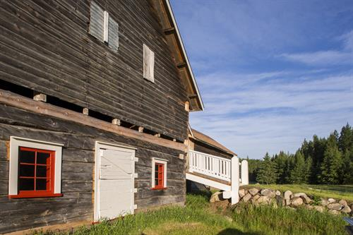 SISU Heritage Seitaniemi House Barn Historic Restoration
