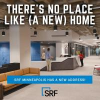 SRF is excited to announce our new headquarters and a refreshed logo!