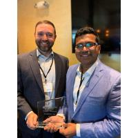 CEO Sirish Samba recognized as a finalist in the Entrepreneur Of The Year® 2021 Heartland Awards program